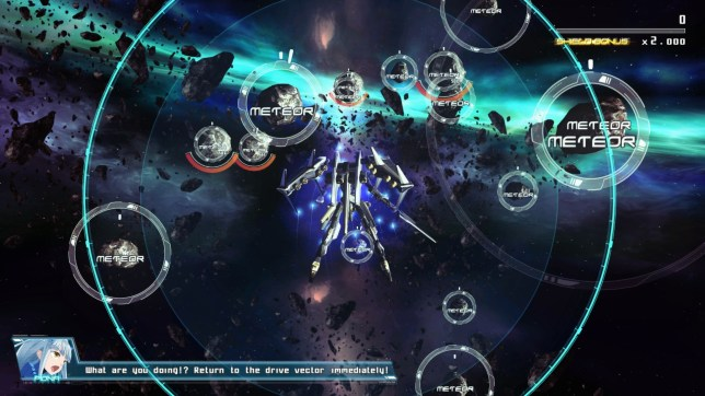 Astebreed (PC) - an indie treasure