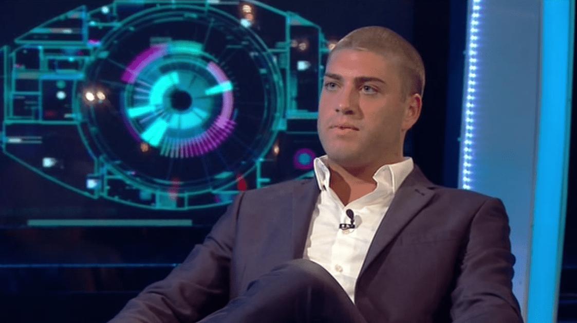 Steven Goode Big Brother 2014