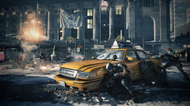 Tom Clancy's The Division - it'll be out when it's done