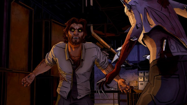 The Wolf Among Us: Episode 5 (360) – will you guess whodunnit?