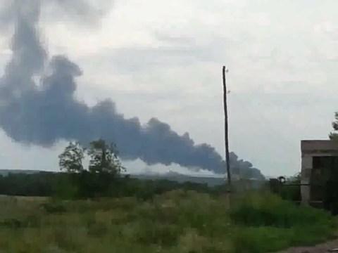 Flight MH17: Malaysian Airlines passenger plane shot down over Ukraine