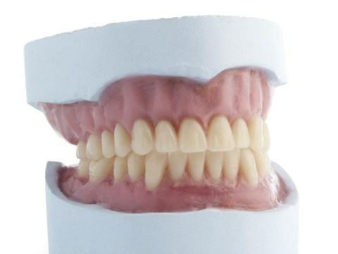 Mother bit policeman so hard 'she left her false teeth behind'