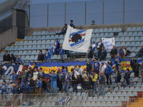Sampdoria replace ball boys with girls in bid to promote equality