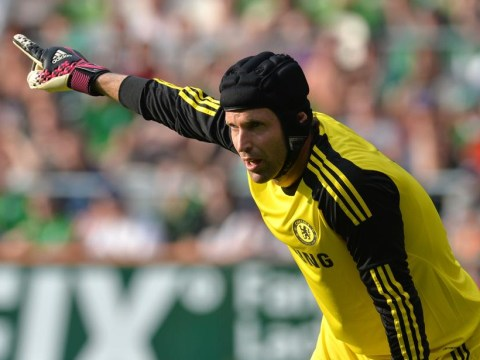 Real Madrid leading three-way battle for Chelsea goalkeeper Petr Cech