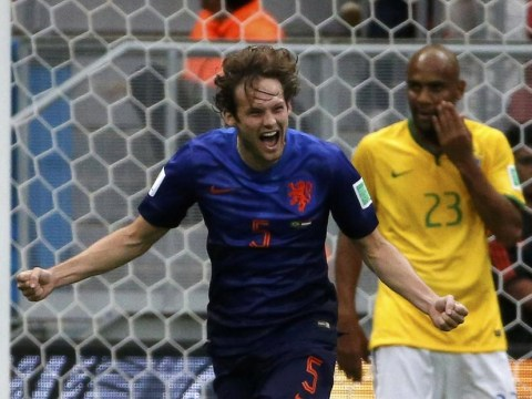 Daley Blind would find Manchester United offer 'hard to turn down'