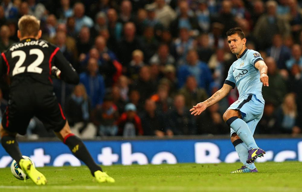 Memories of Manchester City against Stoke ahead of Premier League clash at Etihad Stadium