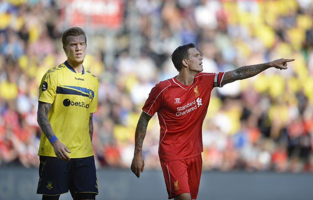Daniel Agger frustrated by unclear Liverpool future ahead of transfer deadline