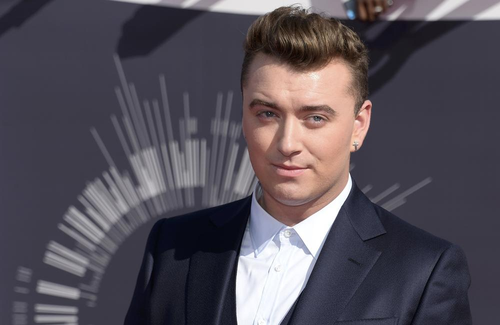 Sam Smith arrives at the 2014 MTV Music Video Awards in Inglewood, California August 24, 2014. REUTERS/Kevork Djansezian (UNITED STATES - Tags: ENTERTAINMENT)(MTV-ARRIVALS) Kevork Djansezian/Reuters