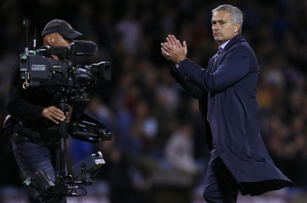 Which Chelsea player will Jose Mourinho move on?