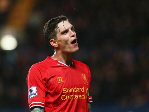 Liverpool admit no bids for Daniel Agger despite Tottenham and Arsenal interest