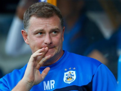 Why were so many people outside of Huddersfield surprised at Mark Robins' departure?