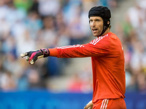 Chelsea boss Jose Mourinho reveals his plan for Petr Cech and Thibaut Courtois
