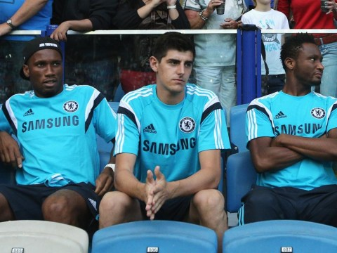 Will Thibaut Courtois usurp Petr Cech as Chelsea's number one goalkeeper?