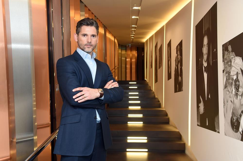 Eric Bana on exorcisms: 'There's no actor alive who could do what I saw'