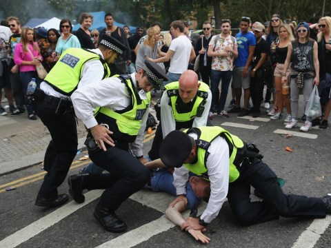 First day of Notting Hill Carnival sees 95 people arrested