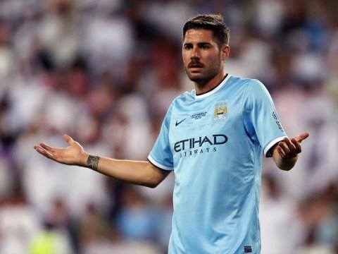Manchester City to offload £13m midfield flop Javi Garcia to Zenit St Petersburg