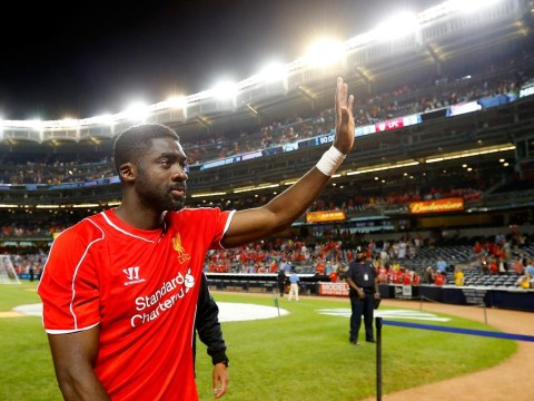 Kolo Toure decides to stay at Liverpool and fight for his place after turning down Trabzonspor