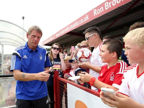 Stuart Pearce has it all to prove as Nottingham Forest manager