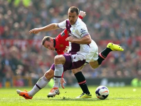 Aston Villa's Ron Vlaar remains top target for Southampton boss Ronald Koeman