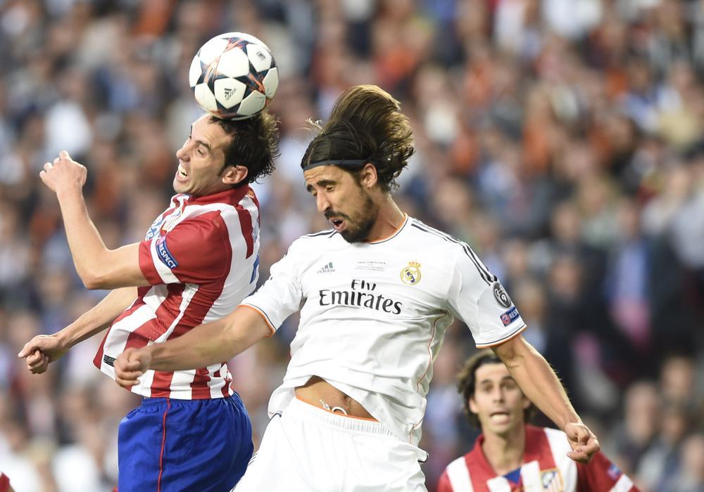 Bayern Munich to move for Arsenal and Chelsea target Sami Khedira after Javi Martinez injury blow