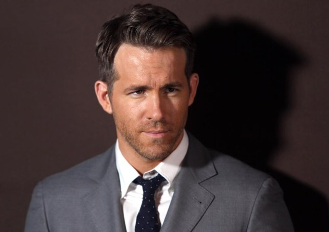 Actor Ryan Reynolds poses for a portrait for the film Captives at the 67th international film festival, Cannes, southern France, Saturday, May 17, 2014. (Photo by Joel Ryan/Invision/AP) Joel Ryan/Invision/AP