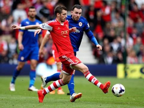 Southampton boss Ronald Koeman tells Morgan Schneiderlin he's not going anywhere amid increasing Tottenham interest