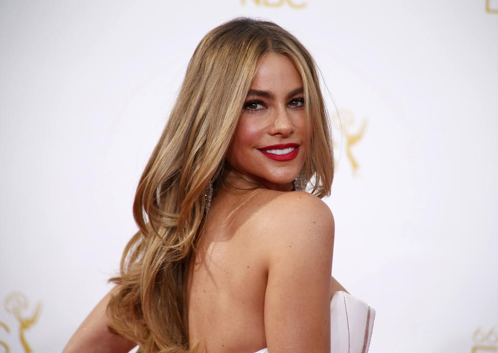 Emmys 2014: They just rotated Sofia Vergara on a platform to give everyone 'something compelling to look at'