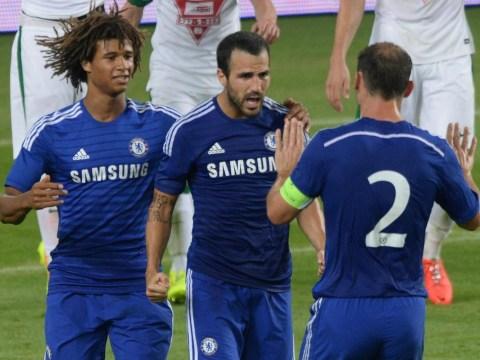 Cesc Fabregas' stunning solo goal sees Chelsea fans drooling ahead of new Premier League season