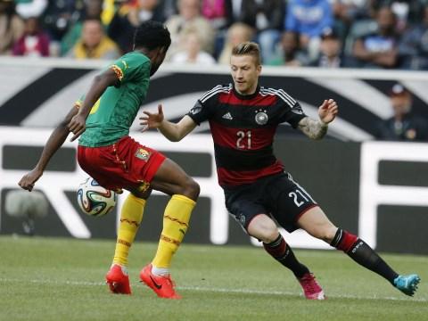 Liverpool and Manchester United dealt blow in pursuit of Borussia Dortmund's Marco Reus