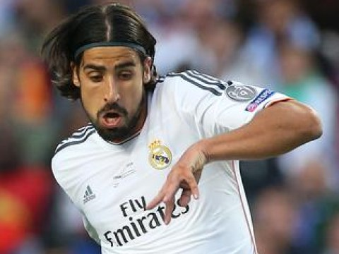 Arsenal and Chelsea target Sami Khedira being forced out of Real Madrid
