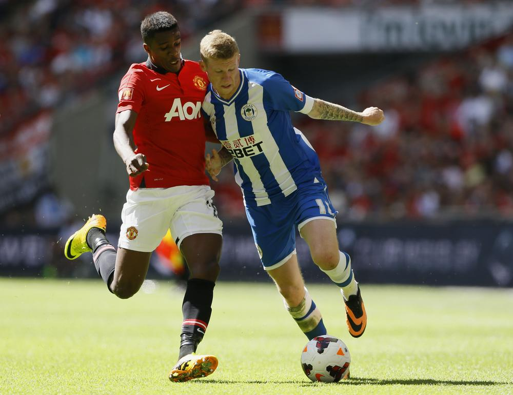Manchester United's Wilfried Zaha keeps options open after 'agreeing terms with Crystal Palace, West Ham and QPR'