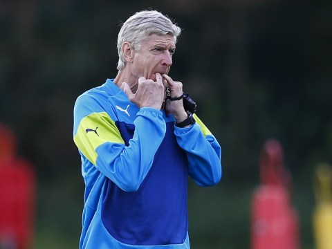 Arsenal won't be signing a new striker this summer, hints boss Arsene Wenger