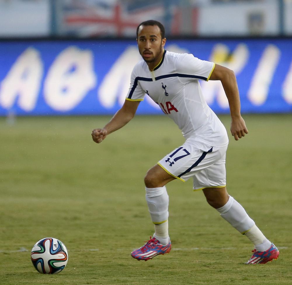 Southampton table £12m bid for Tottenham's Andros Townsend
