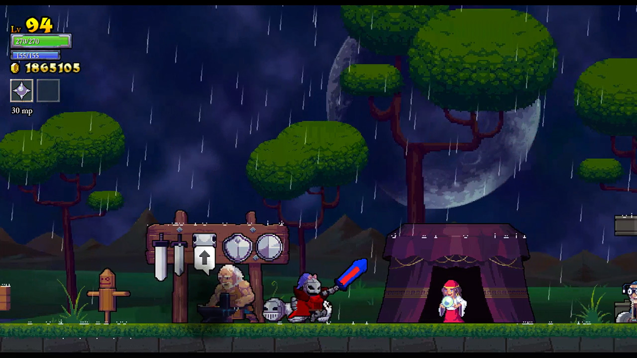 Rogue Legacy (PS4) – do not play if you're a hypochondriac