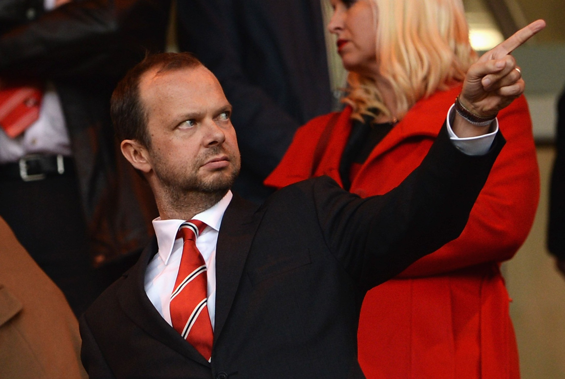 It's been a mixed summer for Ed Woodward (Picture:Getty)