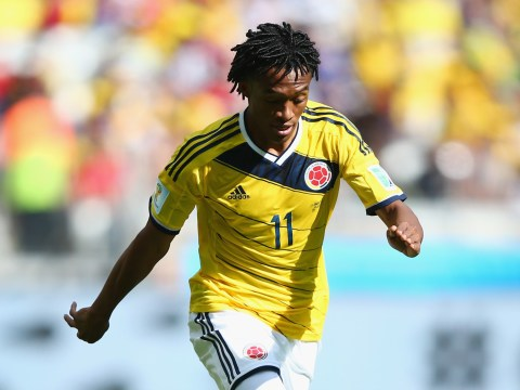 Manchester United push to complete £32million Juan Cuadrado transfer by weekend