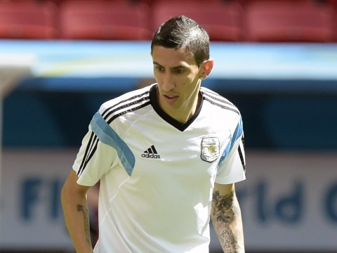 Manchester United try to hijack Angel Di Maria transfer with £55million bid