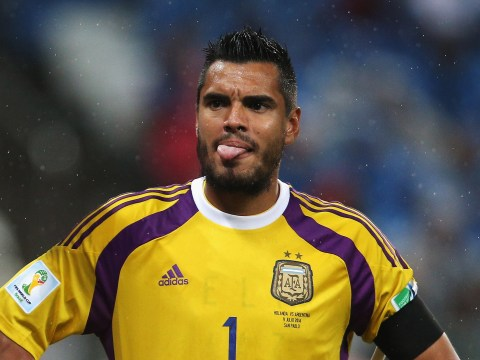 Liverpool close to completing Sergio Romero signing after making £1.6million transfer offer