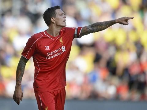 Arsenal set to make shock transfer offer for Liverpool defender Daniel Agger