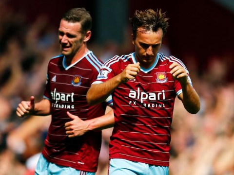 West Ham hope to give commentating king Barry Davies something to talk about at Crystal Palace