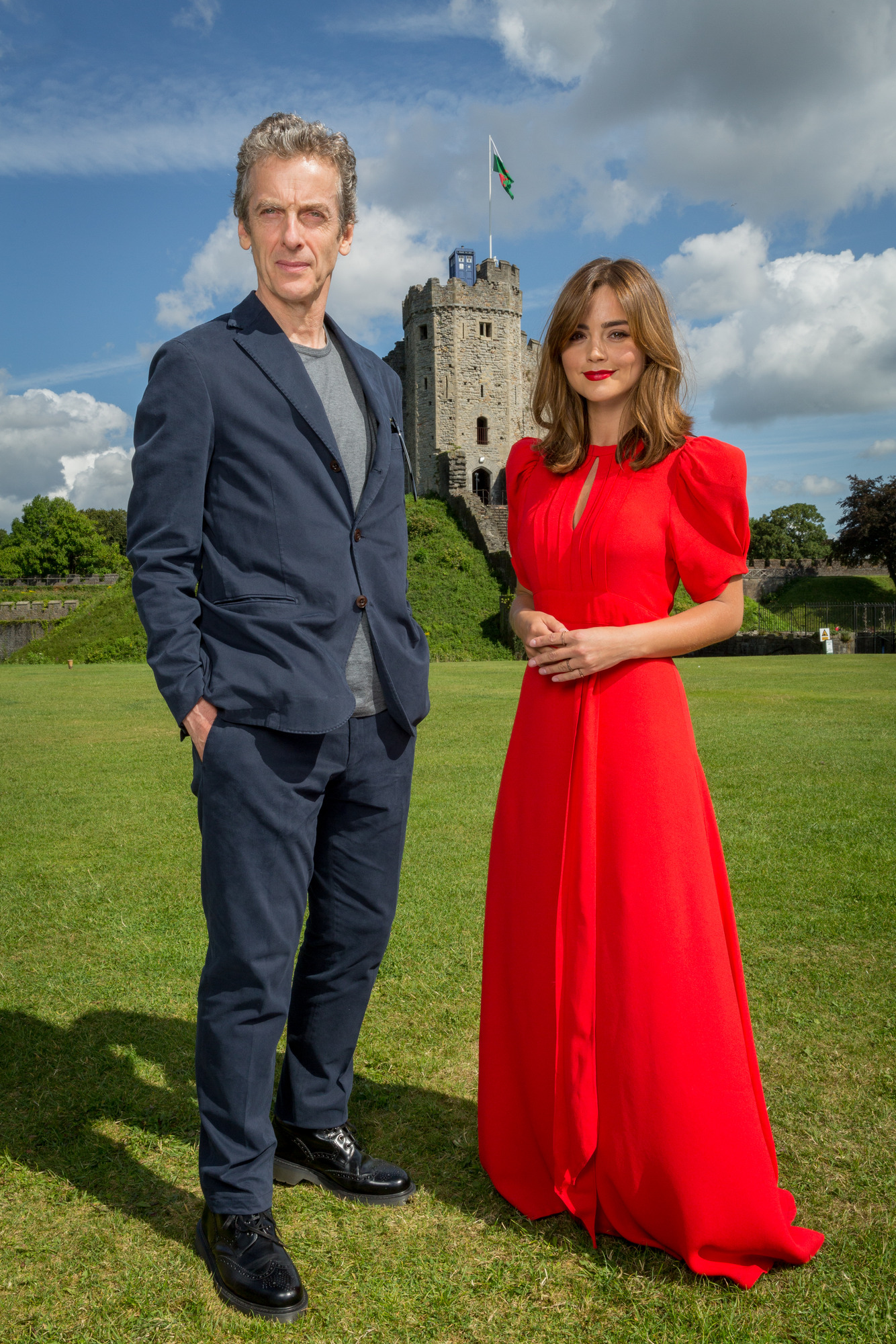 Doctor Who: No flirting but Peter Capaldi says Doctor still loves Clara