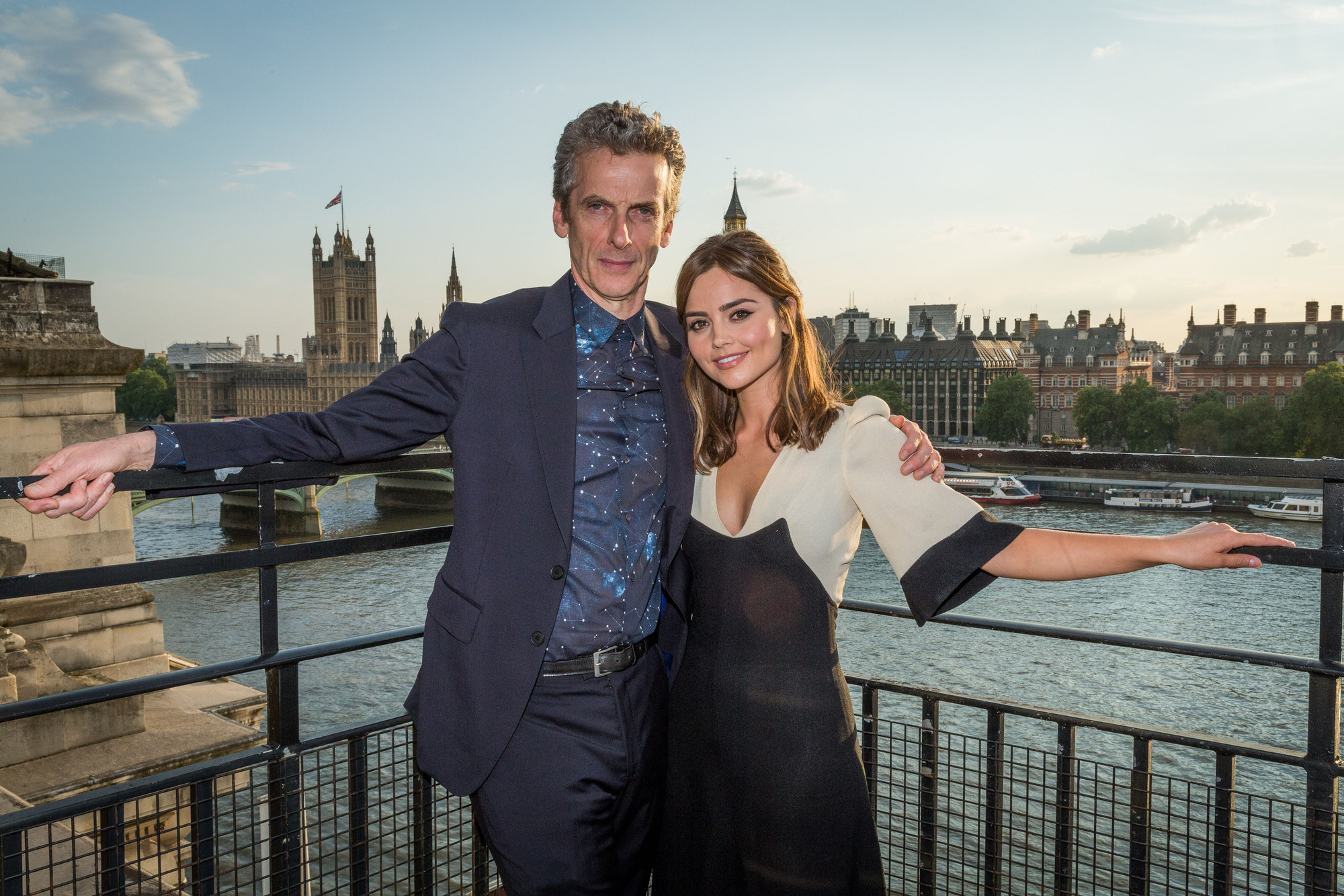 Doctor Who episode 1: How did Peter Capaldi do in Deep Breath, his debut episode ?