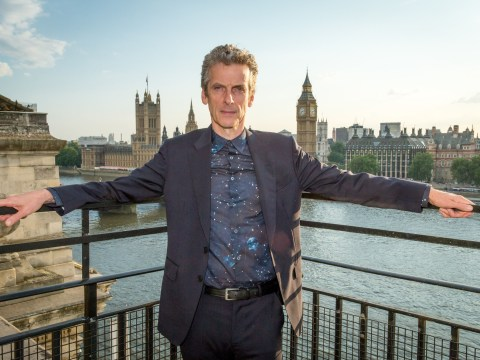 Doctor Who: Capaldi says there's a bit of foul-mouthed Malcolm Tucker in his Doctor portrayal