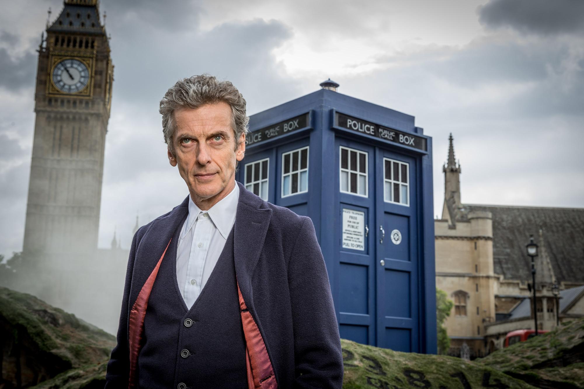 Doctor Who: Peter Capaldi's debut in Deep Breath