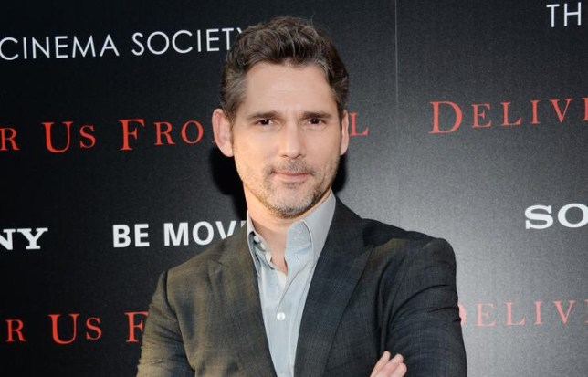 "Actor Eric Bana attends a special screening of ""Deliver Us From Evil"" hosted by Screen Gems"