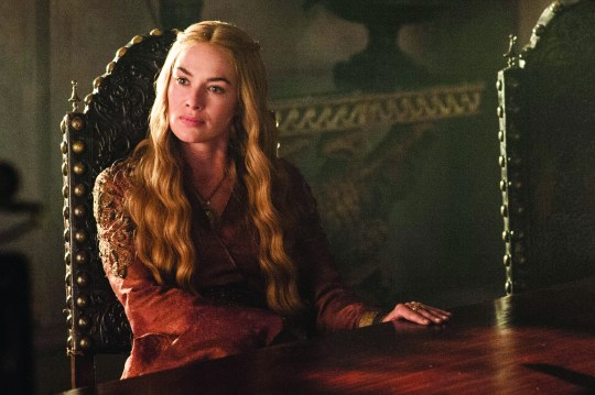 Game Of Thronesl, Series 3.EP305..Featuring Lena Headey as Cersei Lannister..? HBO Enterprises