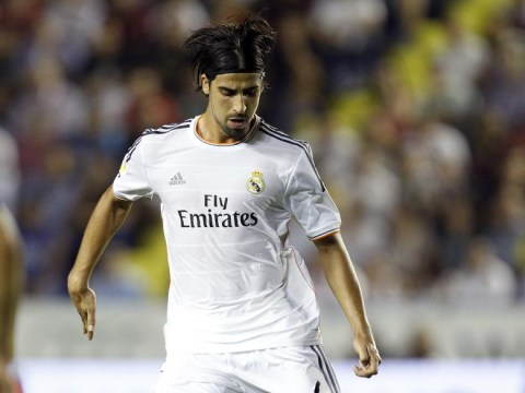 Arsenal target Sami Khedira closes on Bayern Munich move after skipping Real Madrid's Spanish Super Cup clash