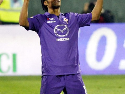 Manchester United target Juan Cuadrado will be allowed Fiorentina transfer if 'big offer' arrives