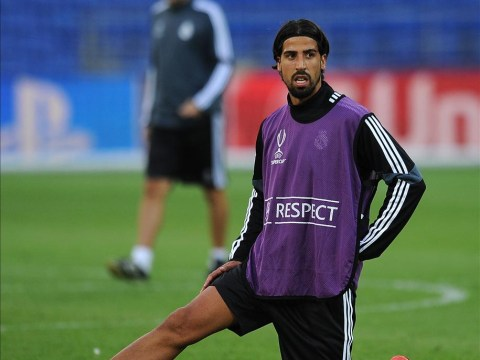 Sami Khedira's agent 'to fly to London to finalise Arsenal or Chelsea transfer'