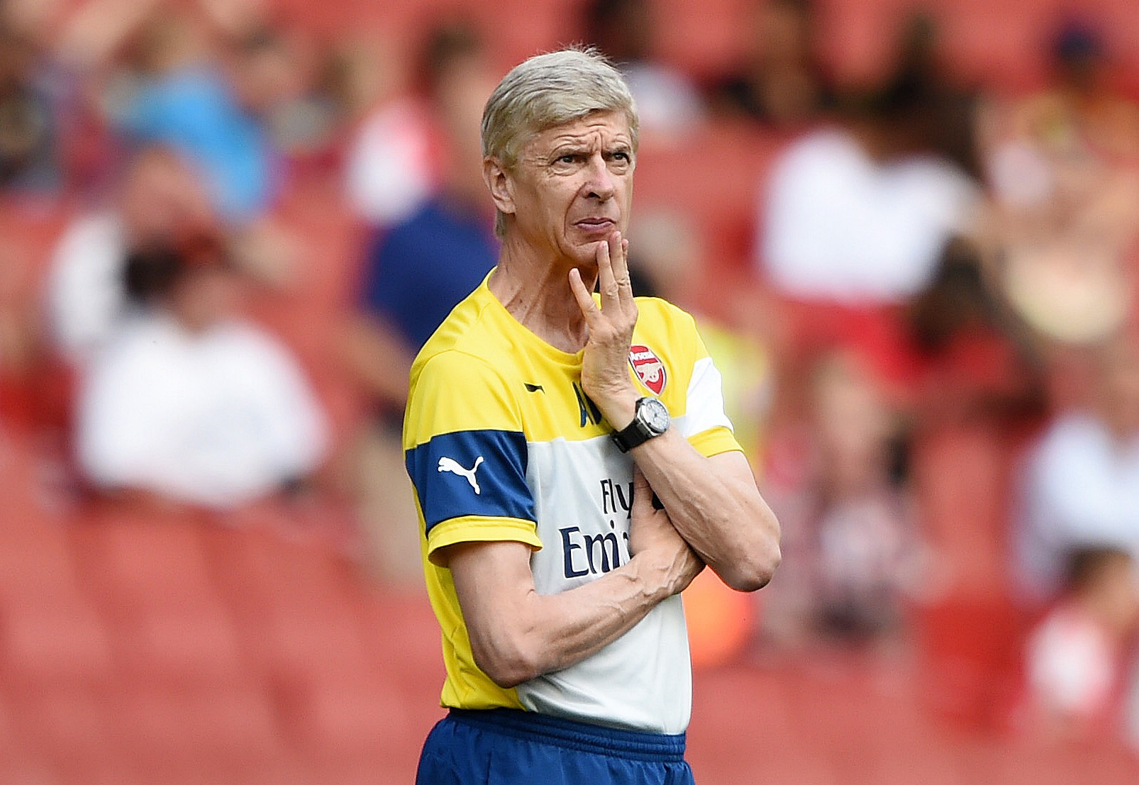 Arsenal Training - FA Community Shield Preview